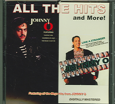 ALL THE HITS BY JOHNNY O (CD)