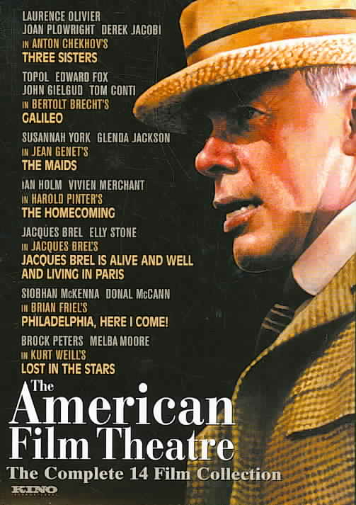 AMERICAN FILM THEATRE COMPLETE 14 FIL BY MARVIN,LEE (DVD)