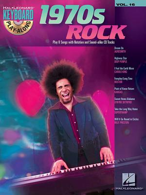 1970s Rock By Hal Leonard Publishing Corporation (COR)