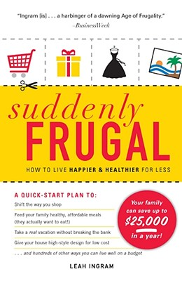 Suddenly Frugal By Ingram, Leah